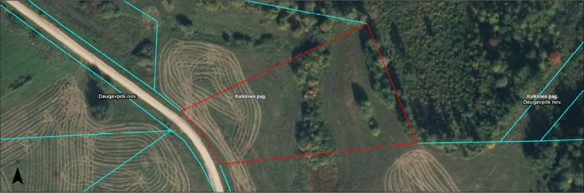 For sale 367 ha located in Latvia, Europe!