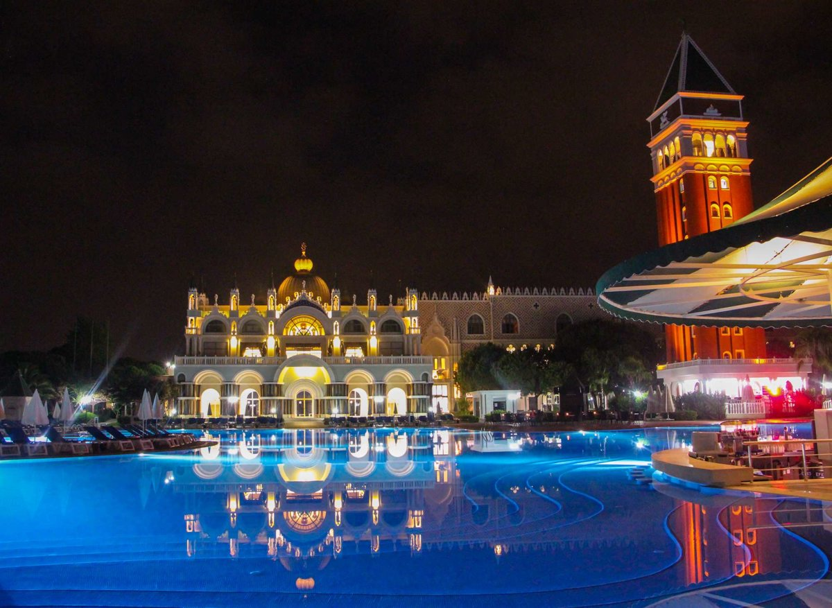 For sale 5* hotel complex in Antalya, Turkey!