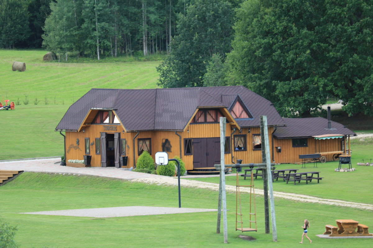 For sale leisure complex located in Smiltenes region, Latvia!