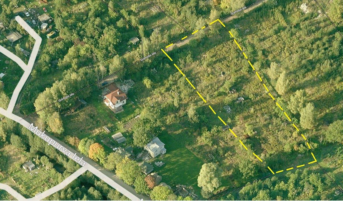 For sale development land in Riga, Latvia!