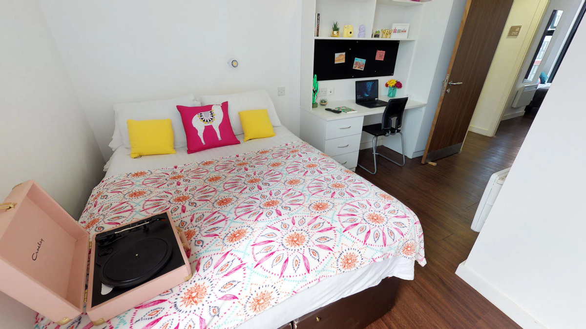 For sale student accommodations located in Liverpool, UK!
