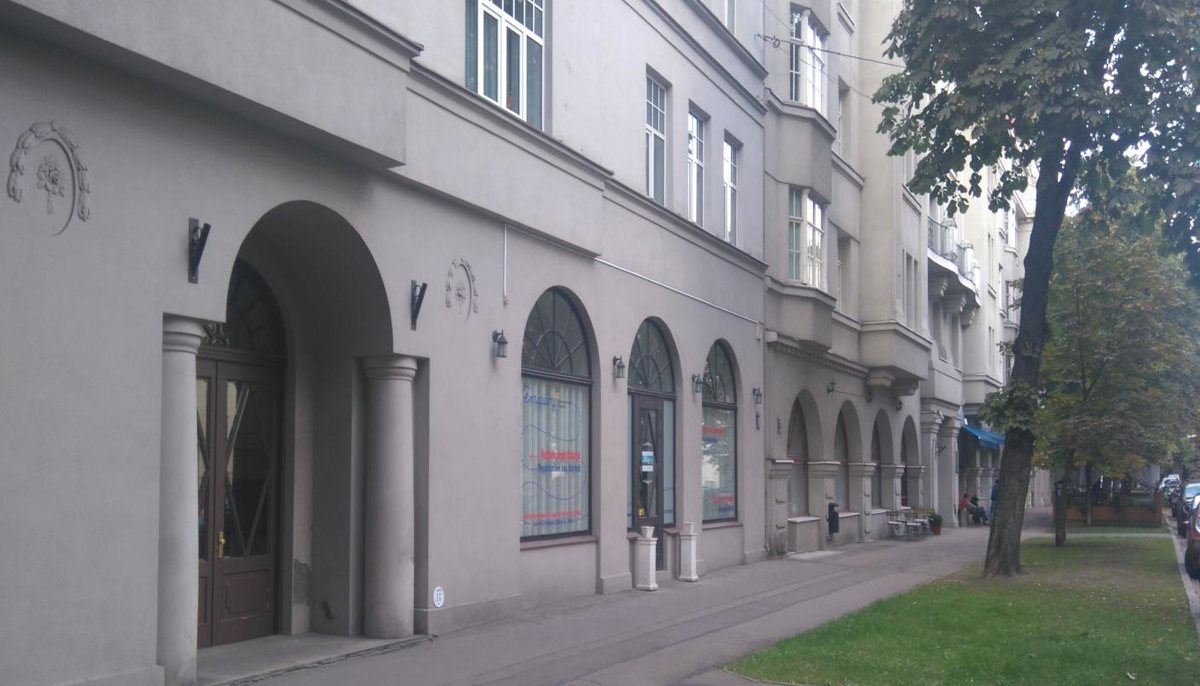 For sale commercial premises located in centre of Riga, Latvia!
