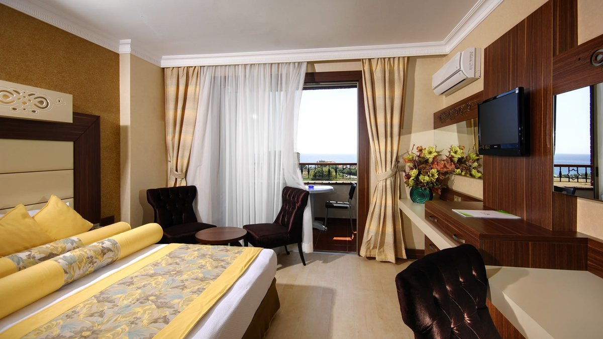 For sale 5* hotel located in Alanya, Turkey!