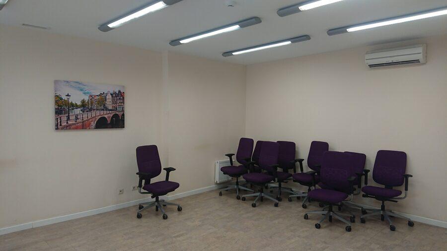 Tiek iznomātas biroja telpas vēstniecību rajonā, Rīgā!