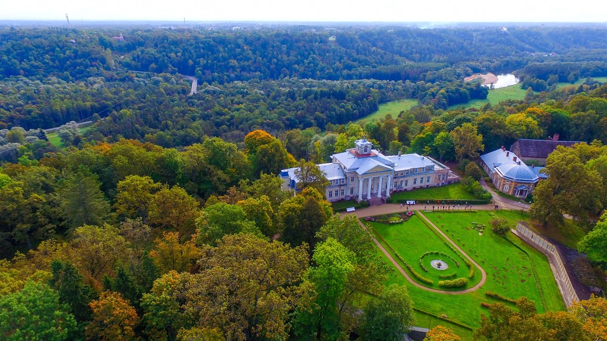 For sale Castle of Krimulda located in Krimulda, Latvia!
